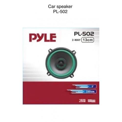 PL -502 haut parleur automobile