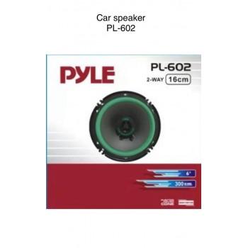 PL -602 haut parleur...