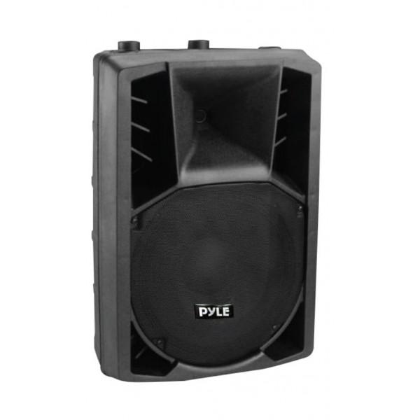 "PYLE PL-2215IWS BLEUTOOTH 15"" PA speaker  amplifié avec 2  micro sans fills"