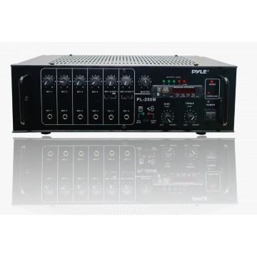 PL-250 PUBLIC ADDRESS SYSTEM