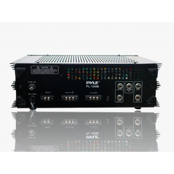 PYLE public address amplifier 160watts, sonorisation casablanca maroc