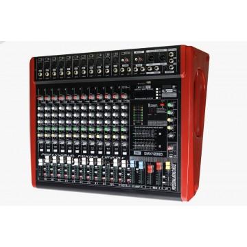 Le produit électronique GMX1206D 12-Channel Professional Audio Mixer Amplifier au casablanca maroc .