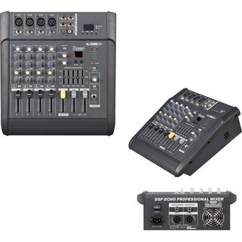 Le produit électronique MX402D  4-Channel Professional Audio Mixer amplifier-USB au casablanca maroc .