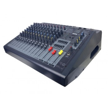 Le produit électronique MX1206D 12-Channel Professional Audio Mixer Amplifier au casablanca maroc .