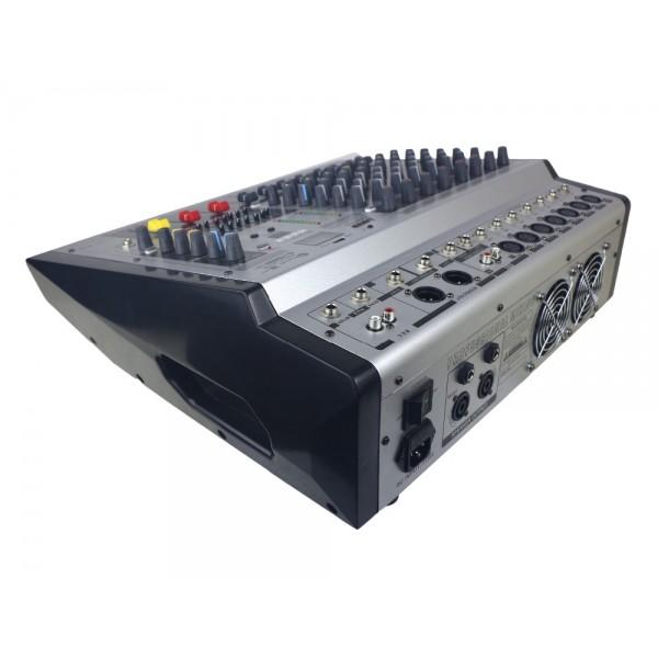 Le produit électronique MX806D 8-Channel Professional Audio Mixer Amplifier au casablanca maroc .