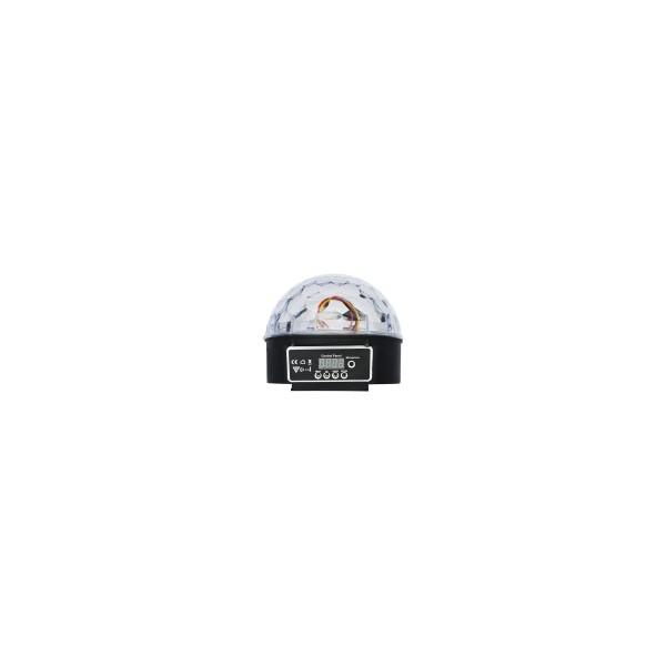 Le produit électronique 18W LED Crystal Magic Ball Stage Lightau casablanca maroc .
