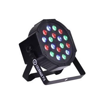 Le produit électronique PYLE - MUSIC EXPRESS LIGHT COLOR MAX 18X3W au casablanca maroc .
